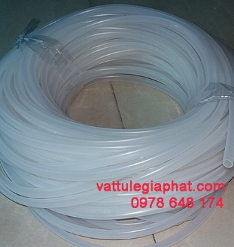 ỐNG SILICON CHỊU NHIỆT 18X24, ỐNG SILICON 18X24